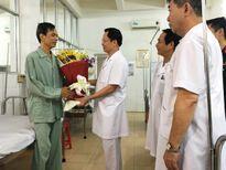 Bệnh nhân được mổ cấp cứu thủng tim ngay trên cáng đã được xuất viện