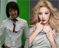 Những idol nữ có diện mạo thay đổi xuất sắc so với khi debut