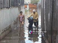 Nơi người Sài Gòn bán nhà, bỏ đi vì nước ngập
