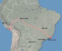 Peru 'tạt gáo nước lạnh' vào siêu dự án đường sắt của Trung Quốc