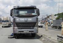 TP.HCM: Bị cuốn vào gầm container, người đàn ông tử vong