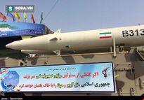 Vì sao Iran không cần tên lửa tầm bắn 2000km để san phẳng Israel?