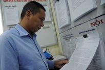 Hà Nội: Người dân hài lòng nhất với thủ tục cấp Chứng minh nhân dân