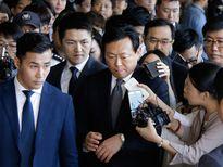 Tòa án Hàn Quốc bác yêu cầu bắt giữ Chủ tịch tập đoàn Lotte