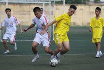 63 đội dự Giải bóng đá học sinh THPT Hà Nội Báo An ninh thủ đô năm 2016