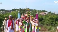 Rộn ràng lễ hội Katê của người Chăm ở Ninh Thuận