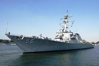 Khám phá sức mạnh khu trục hạm USS John S. McCain đang thăm Đà Nẵng