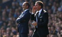Man City dứt mạch toàn thắng: Pep Guardiola nên cảm ơn Brendan Rodgers