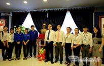 'Quỹ học bổng ông, bà GS Nguyễn Thiện Thành' nhận được sự ủng hộ rất lớn