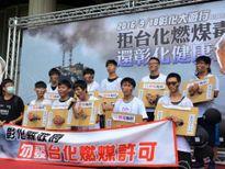Formosa phải đóng cửa nhà máy ô nhiễm ở Đài Loan