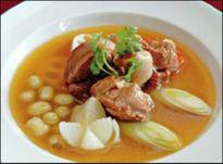 Những món ăn kết hợp với vị thuốc chữa bách bệnh