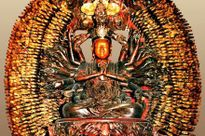 Táo tợn đánh cắp tượng Phật bà nghìn tay nghìn mắt ở Hưng Yên