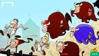 Hí họa ngày Arsene Wenger giải nghệ