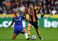 Dư âm Hull City 0-2 Chelsea: Conte đã đúng khi sử dụng Marcos Alonso