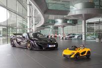 Ảnh 'siêu xe' đầu tiên cho trẻ em của McLaren