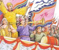 Lý Nam Đế, sinh mệnh đế vương nhưng không gặp vận