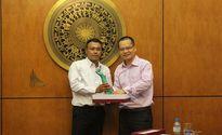 Tổng cục Du lịch tiếp đoàn khảo sát Myanmar