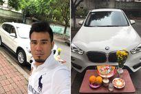 Chia tay Thảo Trang, Thanh Bình 'lên đời' xế hộp bạc tỷ