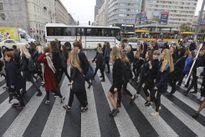 Phụ nữ Ba Lan phản đối cấm phá thai
