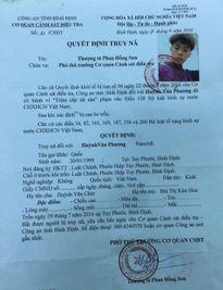 Bình Dương: Bắt đối tượng trốn truy nã về hành vi trộm cắp tài sản
