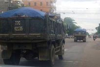 Bình Định: Xác minh thông tin xe cơi thùng 'làm luật' vượt chốt CSGT
