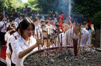 Ngành GD&ĐT Phú Thọ báo công với các Vua Hùng