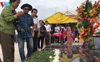 Khánh thành Đài tưởng niệm Liệt sĩ Trung đoàn 207