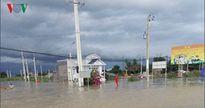 Bình Thuận: Hàng trăm ngôi nhà bị ngập do lũ trên sông Lũy