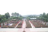 Đại học An ninh Nhân dân khai giảng năm học mới