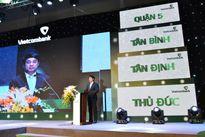 Vietcombank tổ chức Lễ kỷ niệm 10 năm thành lập 8 chi nhánh tại TP.HCM