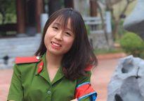 Nữ thủ khoa khối C Học viện Cảnh sát nhân dân