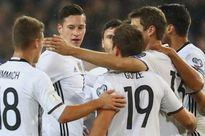 Kết quả: Đức độc chiếm ngôi đầu, Anh 'bất lực' trước Slovenia