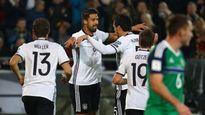 Đức 'dạo chơi' độc chiếm ngôi đầu, Anh 'bất lực' trước Slovenia