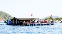 Bè nổi du lịch bị cấm hoạt động ở Khánh Hòa