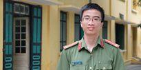 Thủ khoa được thăng hàm trung úy của Học viện An ninh nhân dân