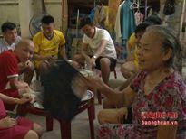 Thân mẫu Huy Hoàng qua đời vì bạo bệnh