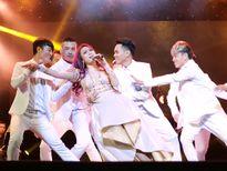 Mỹ Tâm trở về Hà Nội hát tình khúc cho 'một nửa yêu thương'