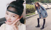 Sao Hàn 15/10: Kim Yoo Jung tóc rối vẫn kute, Ji Yeon trẻ như học sinh