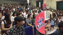 Giọng hát Việt tuyển sinh tại Thái Nguyên: 'Tưởng không đông mà đông không tưởng'