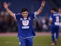 Maradona: 'Tôi rất thích xem Neymar chơi bóng. Messi chưa thể là hiện tượng'