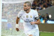 """Real Madrid lên kế hoạch """"trói chân"""" Pepe"""