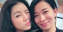 Xa Thi Mạn đăng ảnh và giới thiệu Lý Nhã Kỳ là bạn thân của cô trên instagram