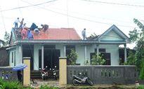 Quảng Trị: 555 ngôi nhà bị tốc mái