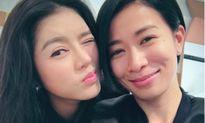 Người đẹp TVB Xa Thi Mạn bất ngờ khoe ảnh thân thiết bên Lý Nhã Kỳ