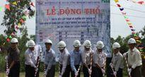 Động thổ Dự án Trạm cắt 220kV Phước An tại Bình Định