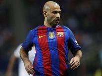 Barca kí hợp đồng mới với Mascherano đến 2019, chuẩn bị trói chân Neymar