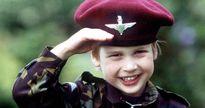 Ảnh hiếm của hoàng tử William và công nương Kate lúc nhỏ
