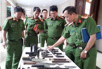 Ngắm 'kho' vũ khí bị 141 thu giữ sau 5 năm hoạt động