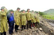 Ngành than không được chủ quan, phải chủ động ứng phó mưa bão