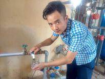 Chính thức nghiên cứu, áp dụng công nghệ nước sạch của Đức cho người dân ngoại thành Hà Nội